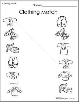 worksheet for kindergarten clothes clothes free printable kindergarten worksheets english clothes kindergarten worksheet for