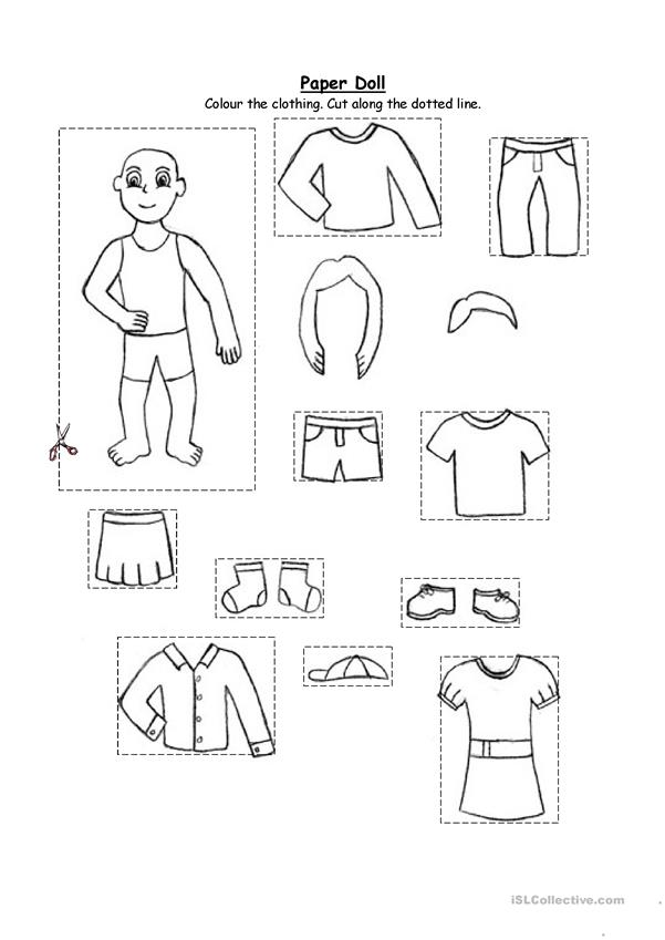 worksheet for kindergarten clothes clothes worksheet free esl printable worksheets made by kindergarten for clothes worksheet