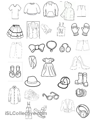 worksheet for kindergarten clothes clothes worksheet kindergarten google 검색 teaching for worksheet kindergarten clothes
