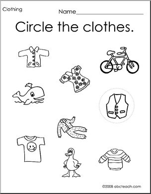 worksheet for kindergarten clothes worksheet clothes weather printable worksheets and for kindergarten worksheet clothes