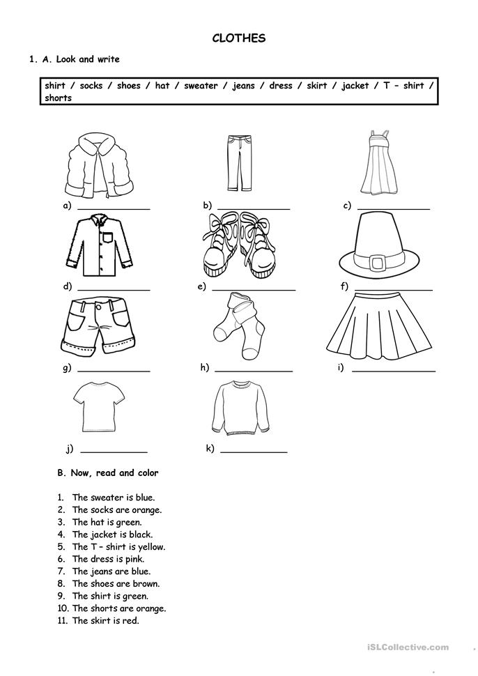 worksheet for kindergarten clothes worksheet set clothing theme 1 preschoolprimary abcteach clothes for worksheet kindergarten