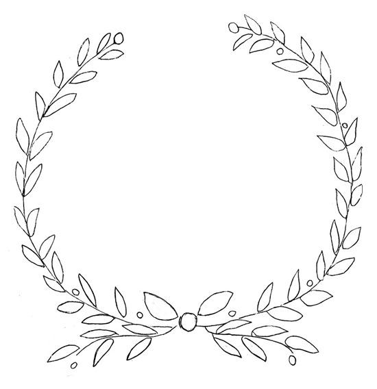 wreath template printable painted furniture ideas jelly cabinet free printable printable template wreath