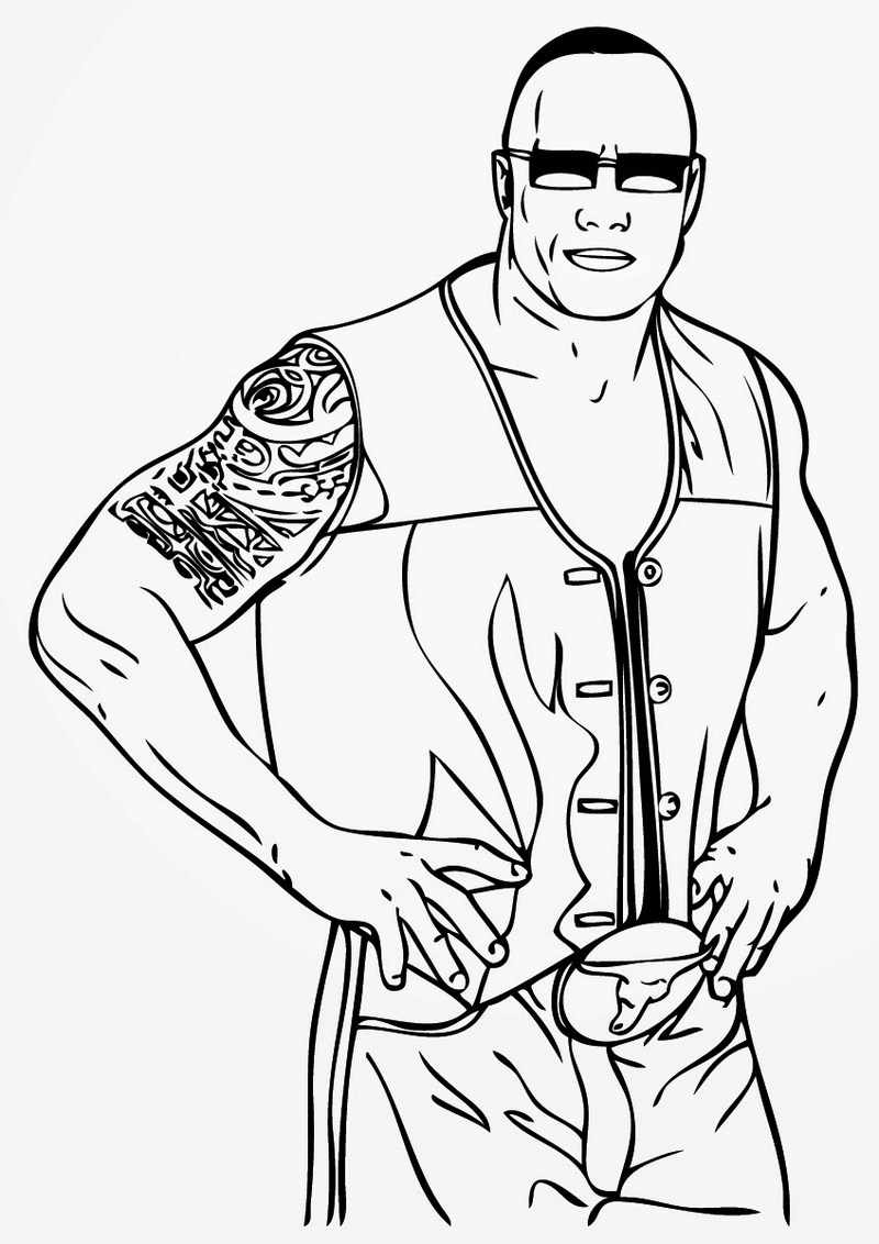 wwe color sheets 20 free printable wwe coloring pages everfreecoloringcom sheets wwe color