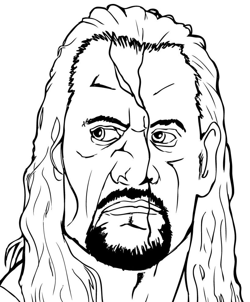 wwe color sheets wwe coloring pages roman reigns coloring home sheets wwe color