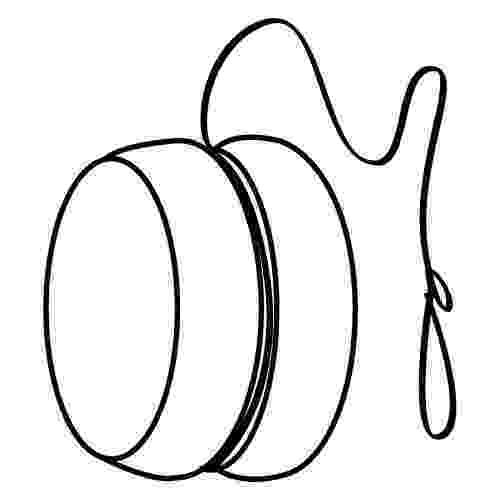 yoyo dibujo ilustración de yo yo vector de juguete de dibujos animados yoyo dibujo