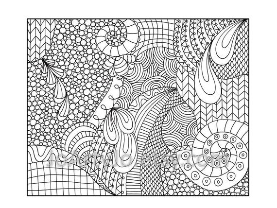 zentangle coloring pages free printable zentangle inspired coloring page printable pdf zendoodle coloring printable free zentangle pages