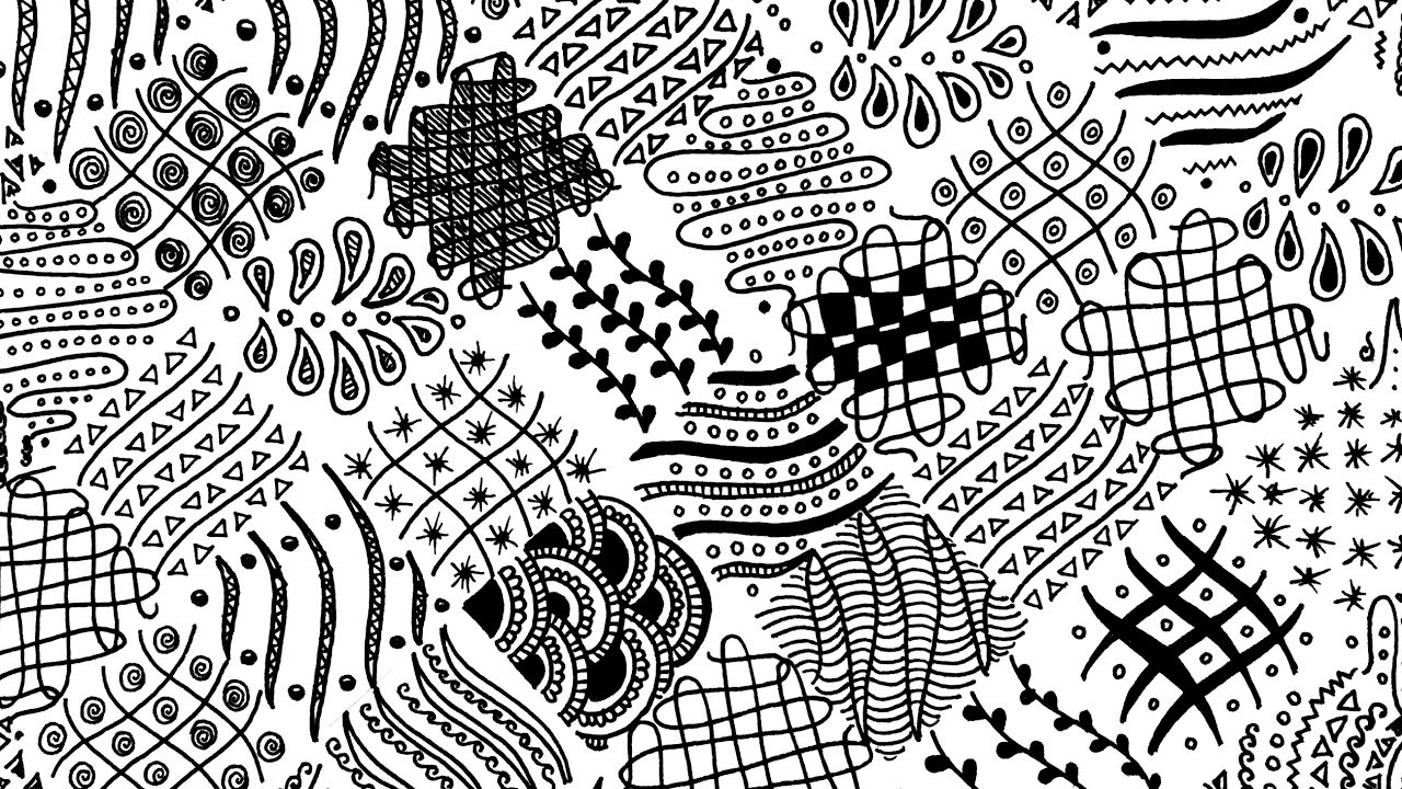 zentangle patterns coloring pages 15 easy freehand zentangle patterns for beginners full coloring zentangle patterns pages