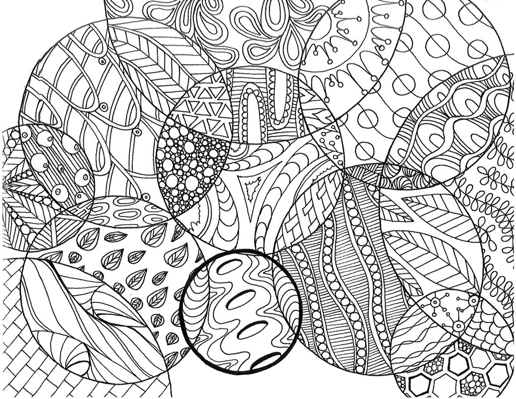 zentangle patterns coloring pages circle zentangle coloring page pages at etsycomshop pages coloring patterns zentangle