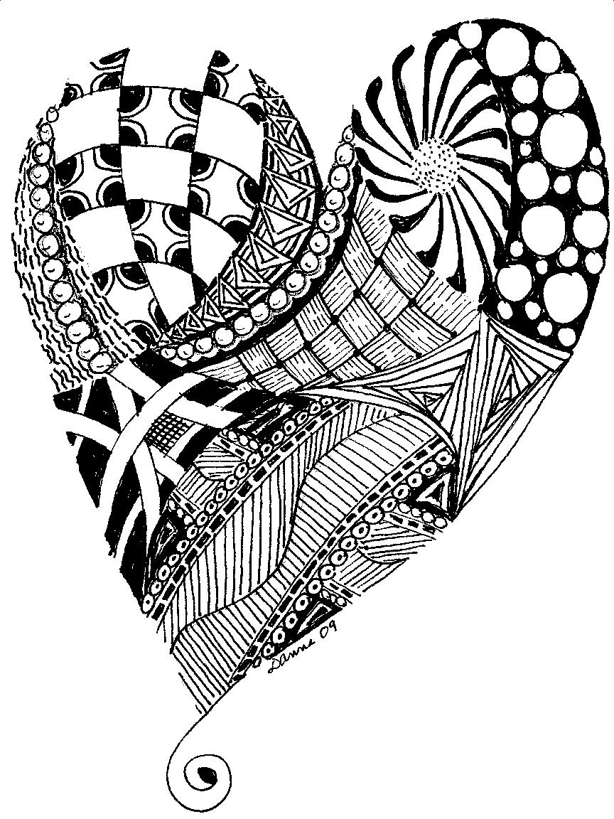 zentangle patterns coloring pages deco chick zentangle coloring patterns pages zentangle