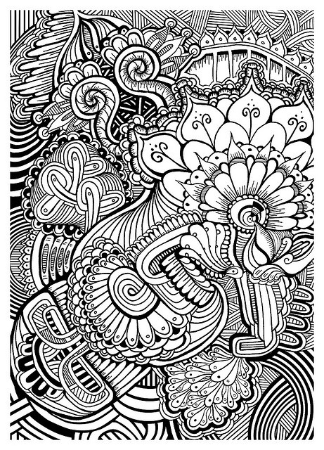 zentangle patterns coloring pages zentangle doodlingcoloring pinterest beautiful zentangle patterns coloring pages