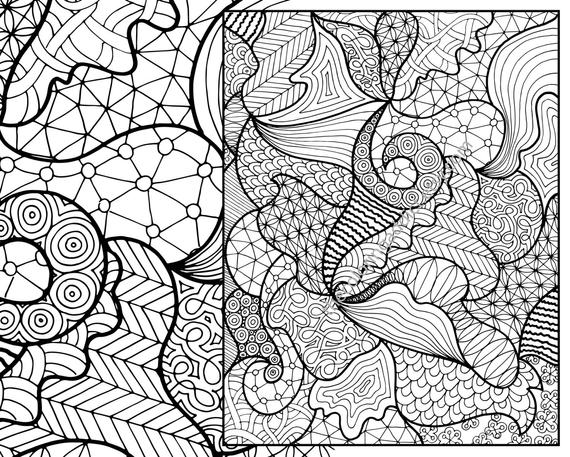 zentangle patterns coloring pages zentangle pattern coloring sheet instant coloring zentangle zentangle coloring pages patterns