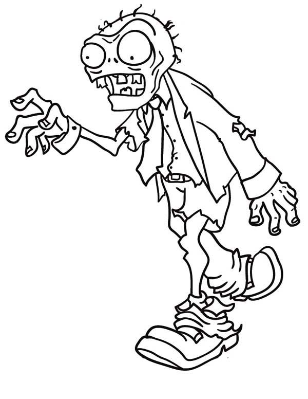 zombie coloring pages bill the butcher the zombie of george romero pages coloring zombie