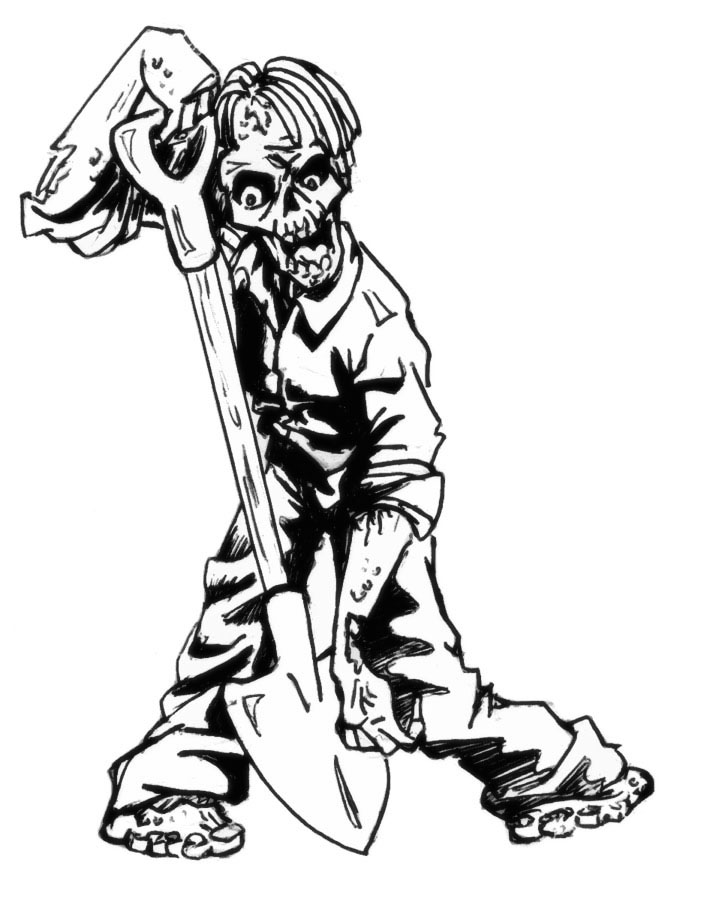 zombie coloring pages free free printable zombies coloring pages for kids zombie pages free coloring