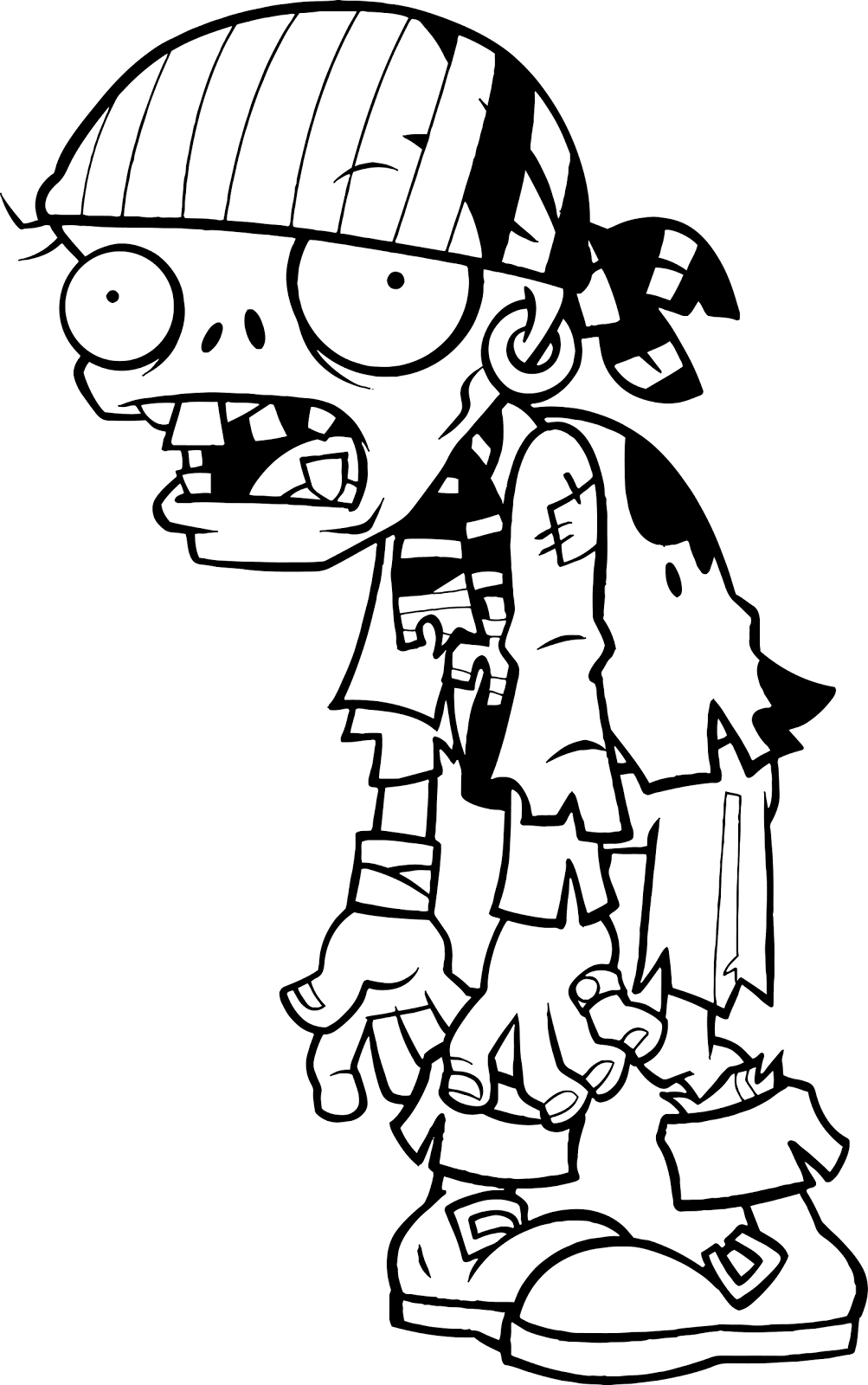 zombie coloring pages free printable zombies coloring pages for kids pages zombie coloring