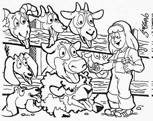 zoo animal coloring book cute cartoon animal set zoo coloring and drawing page zoo book coloring animal