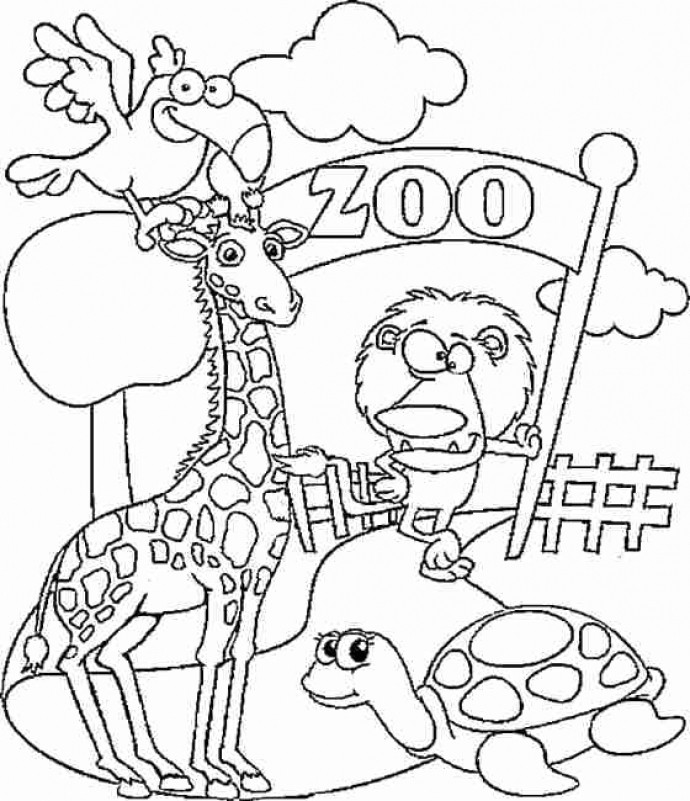 zoo coloring pages free printable zoo coloring pages for kids coloring pages zoo