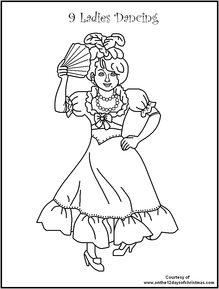 12 days of christmas coloring pages day 12 of the 12 days of christmas colibri homestead pages of 12 days coloring christmas