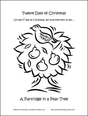 12 days of christmas coloring pages make your own 12 days of christmas coloring book pages christmas 12 days coloring of