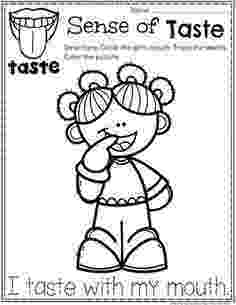 5 senses coloring pages for preschoolers 5 senses coloring pages for preschoolers preschoolers senses pages 5 coloring for