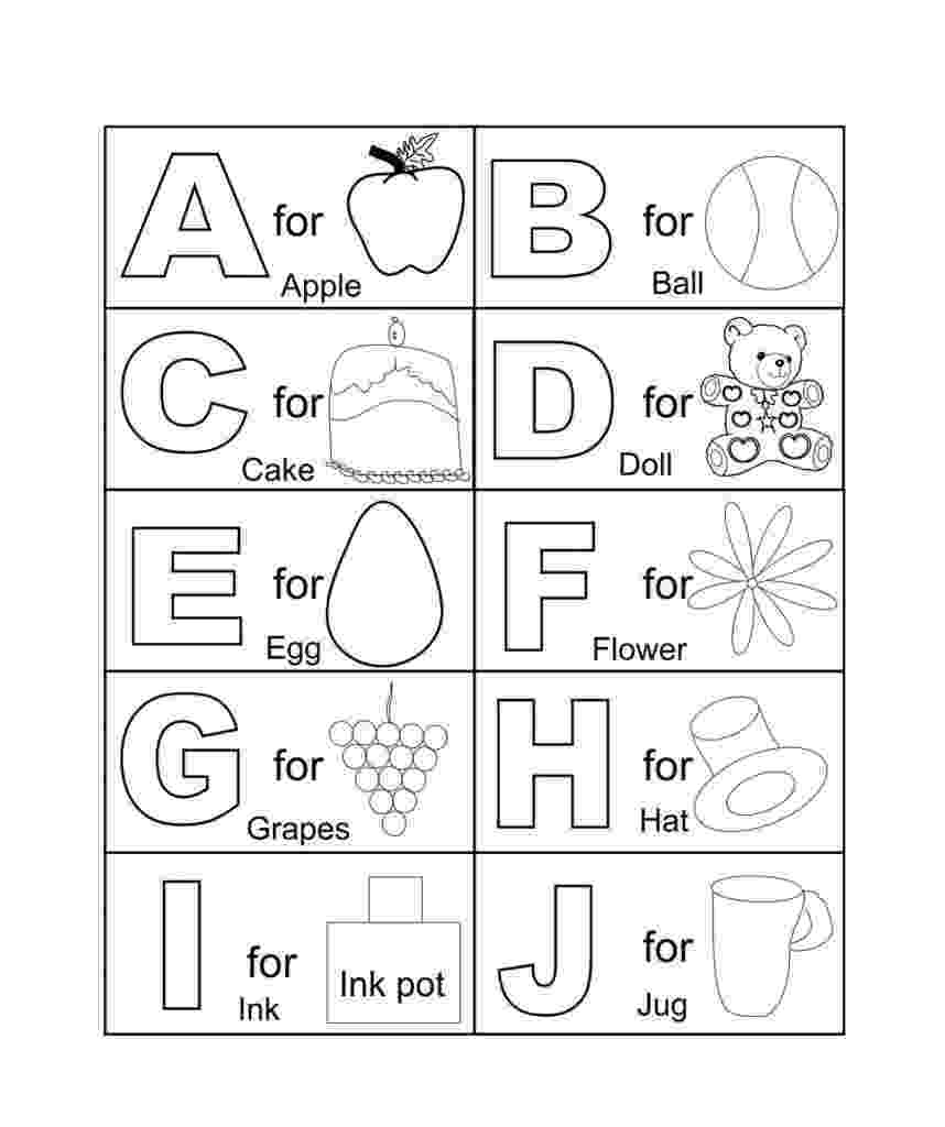 abc coloring book printable free printable alphabet coloring pages for kids best coloring book printable abc