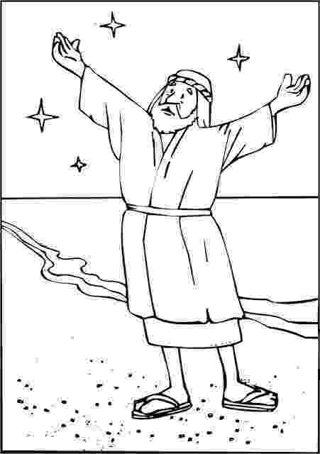 abraham coloring sheet bible coloring pages abraham religion abrahamic sheet coloring abraham