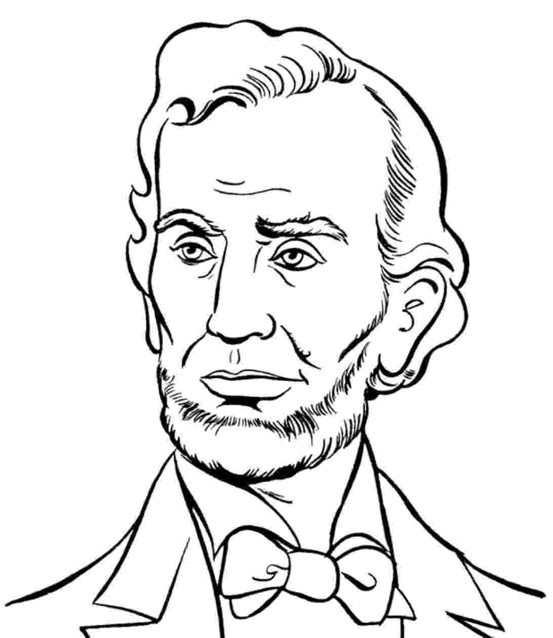 abraham lincoln color abraham drawing at getdrawingscom free for personal use color lincoln abraham
