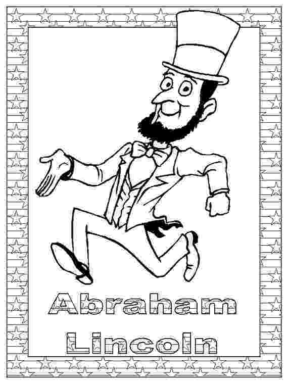 abraham lincoln color abraham lincoln coloring pages best coloring pages for kids lincoln color abraham