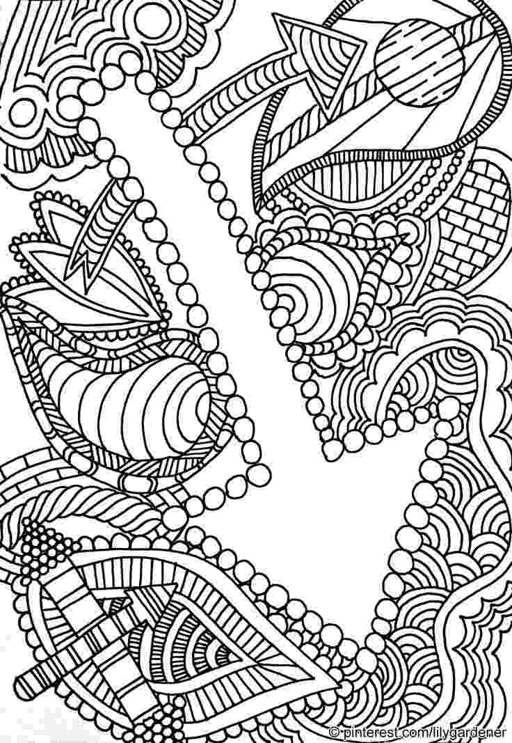abstract coloring pages for adults and artists abstract coloring pages getcoloringpagescom pages and adults artists coloring abstract for