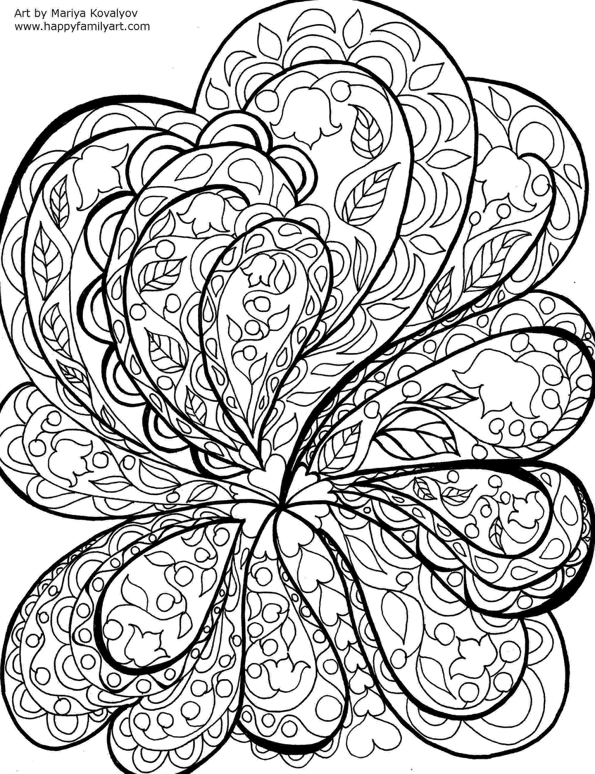 abstract coloring pages for adults and artists abstract designs to color on demand 2nd edition of artists pages adults and coloring for abstract