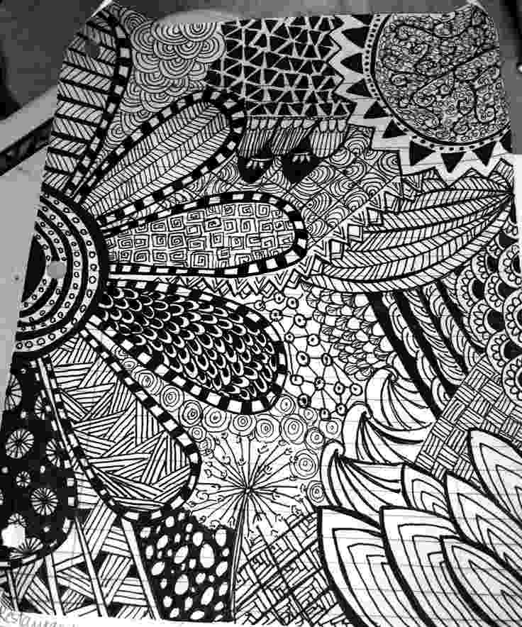 abstract zentangle bytes zentangles zentangle abstract