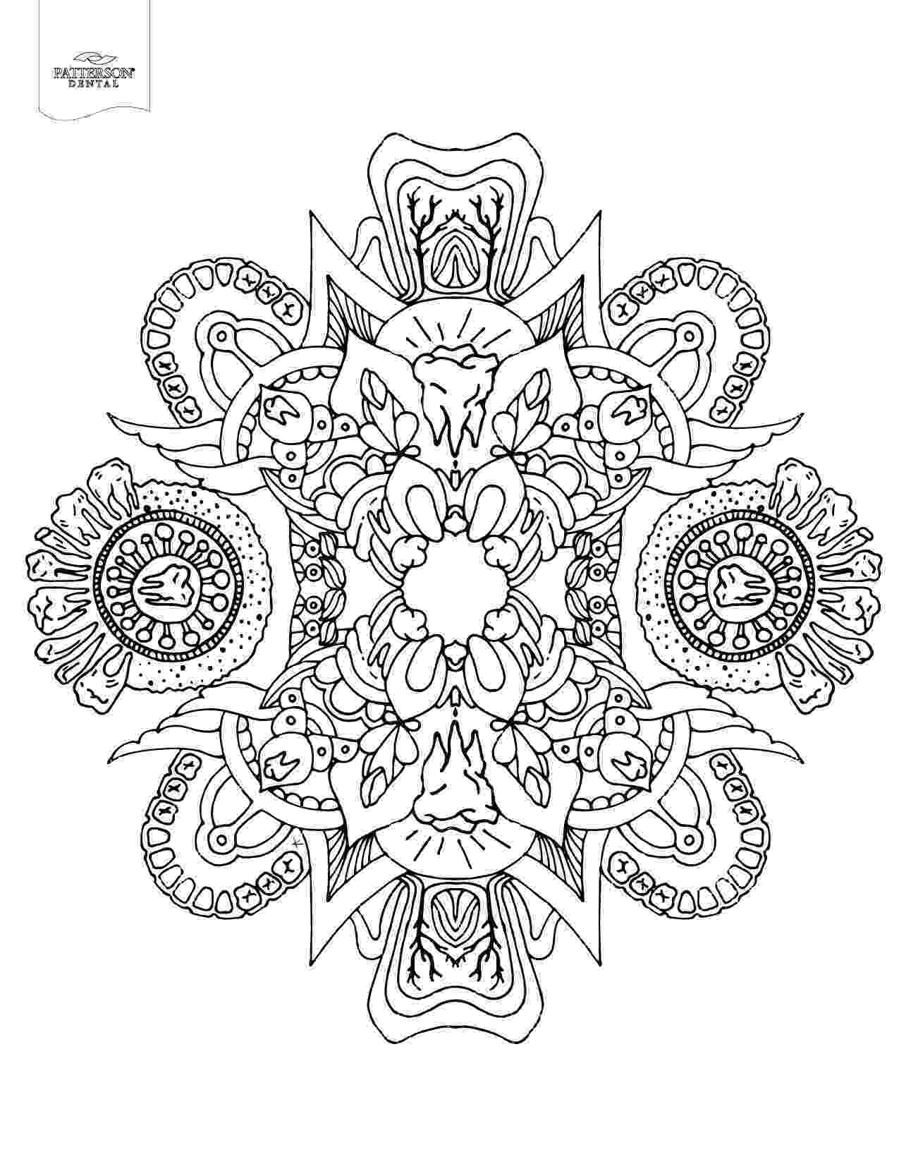 adult coloring pages abstract 10 toothy adult coloring pages printable off the cusp abstract coloring pages adult