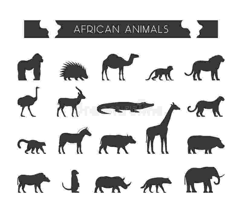 african animals animals of african free stock photo public domain pictures animals african