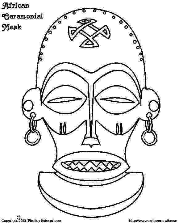 african mask template 8 best african masks template images on pinterest mask mask african template