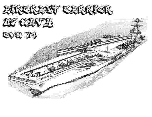 aircraft carrier coloring page cvn 74 aircraft carrier ship us navy coloring pages coloring page aircraft carrier