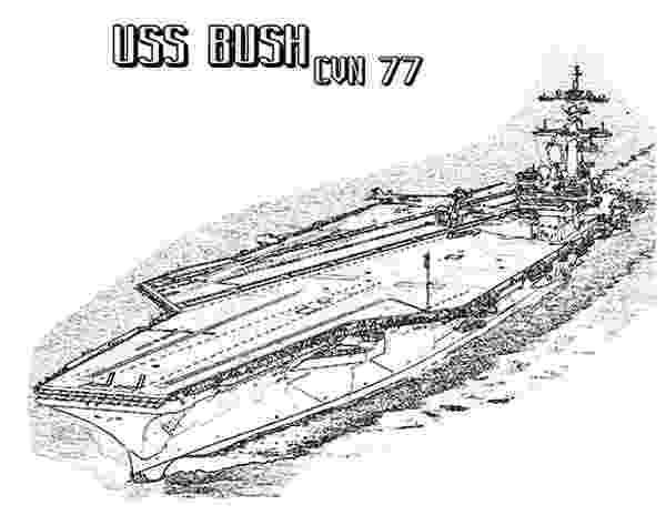 aircraft carrier coloring page cvn 77 bush aircraft carrier ship coloring pages carrier page coloring aircraft