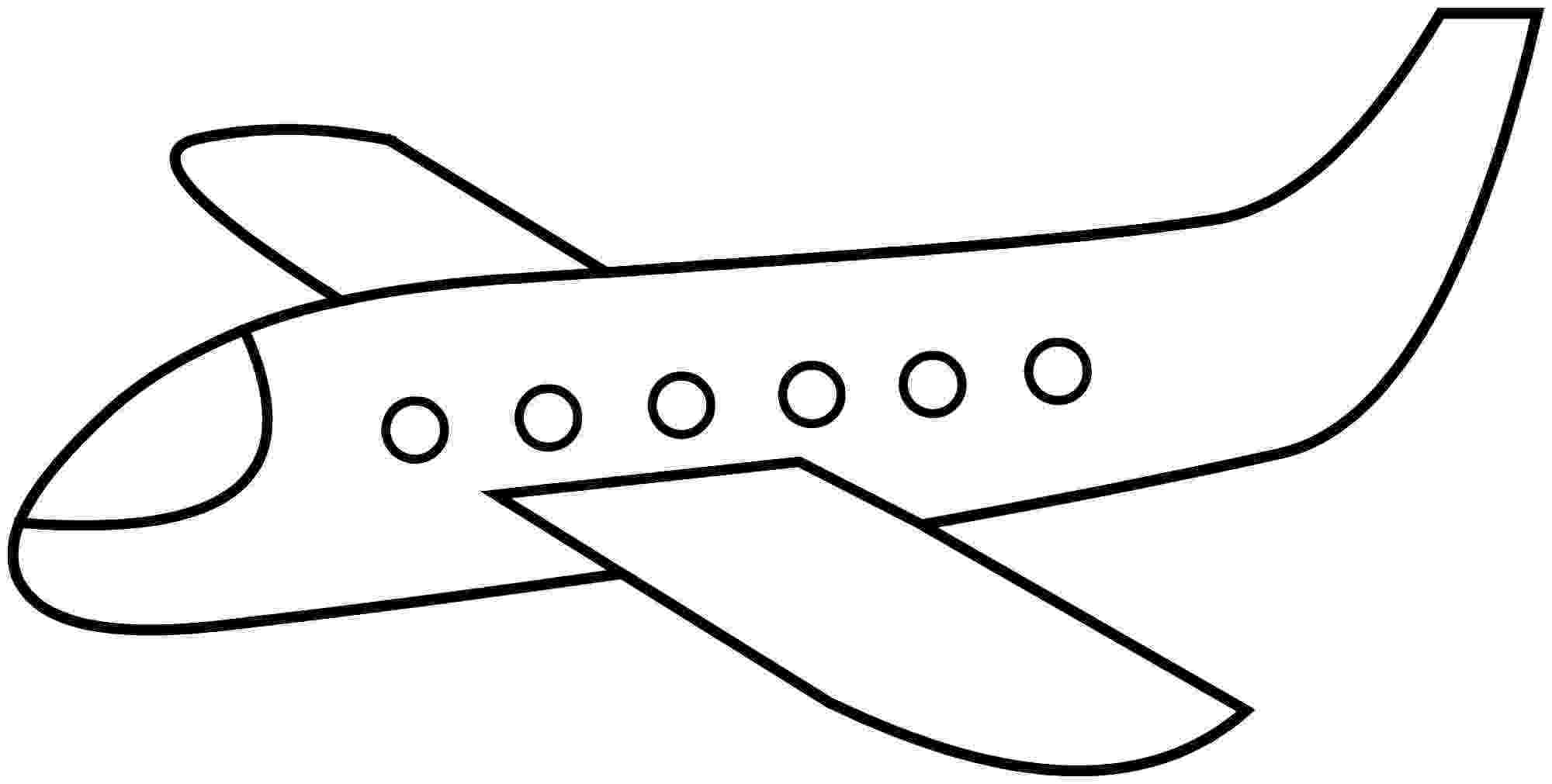 airplane pictures to print coloring pages for kids airplane coloring pages pictures to airplane print