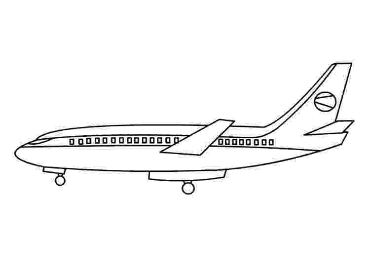 airplane pictures to print printable airplane coloring sheet for kids boys drawing to print airplane pictures