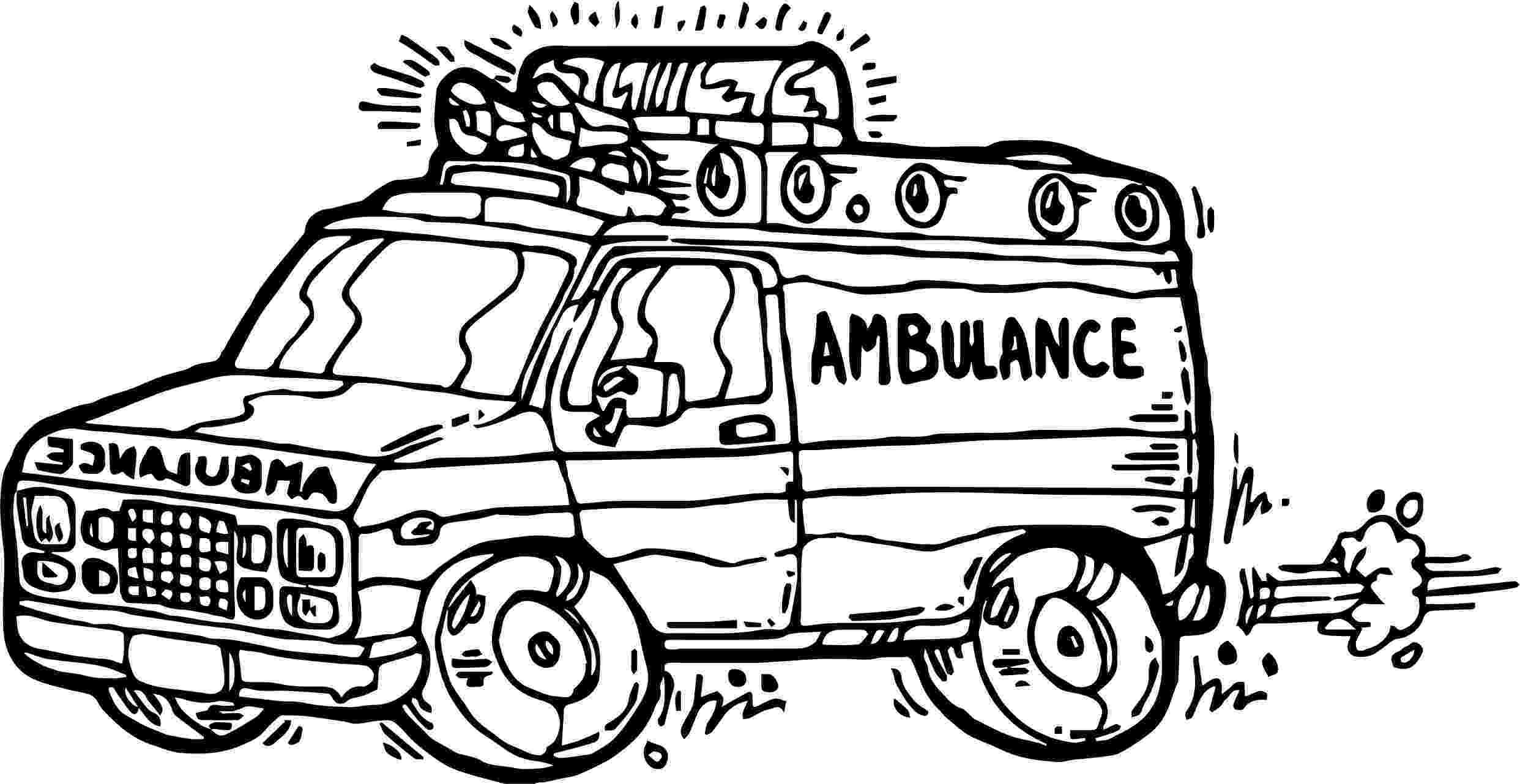 ambulance colouring pages 21 best ambulance coloring pages for kids updated 2018 pages colouring ambulance