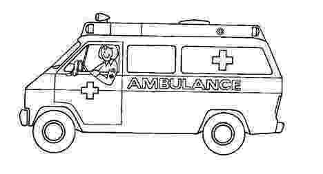 ambulance colouring pages ambulance coloring pages at getcoloringscom free pages colouring ambulance