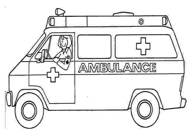 ambulance colouring pages ambulance coloring pages to download and print for free colouring ambulance pages
