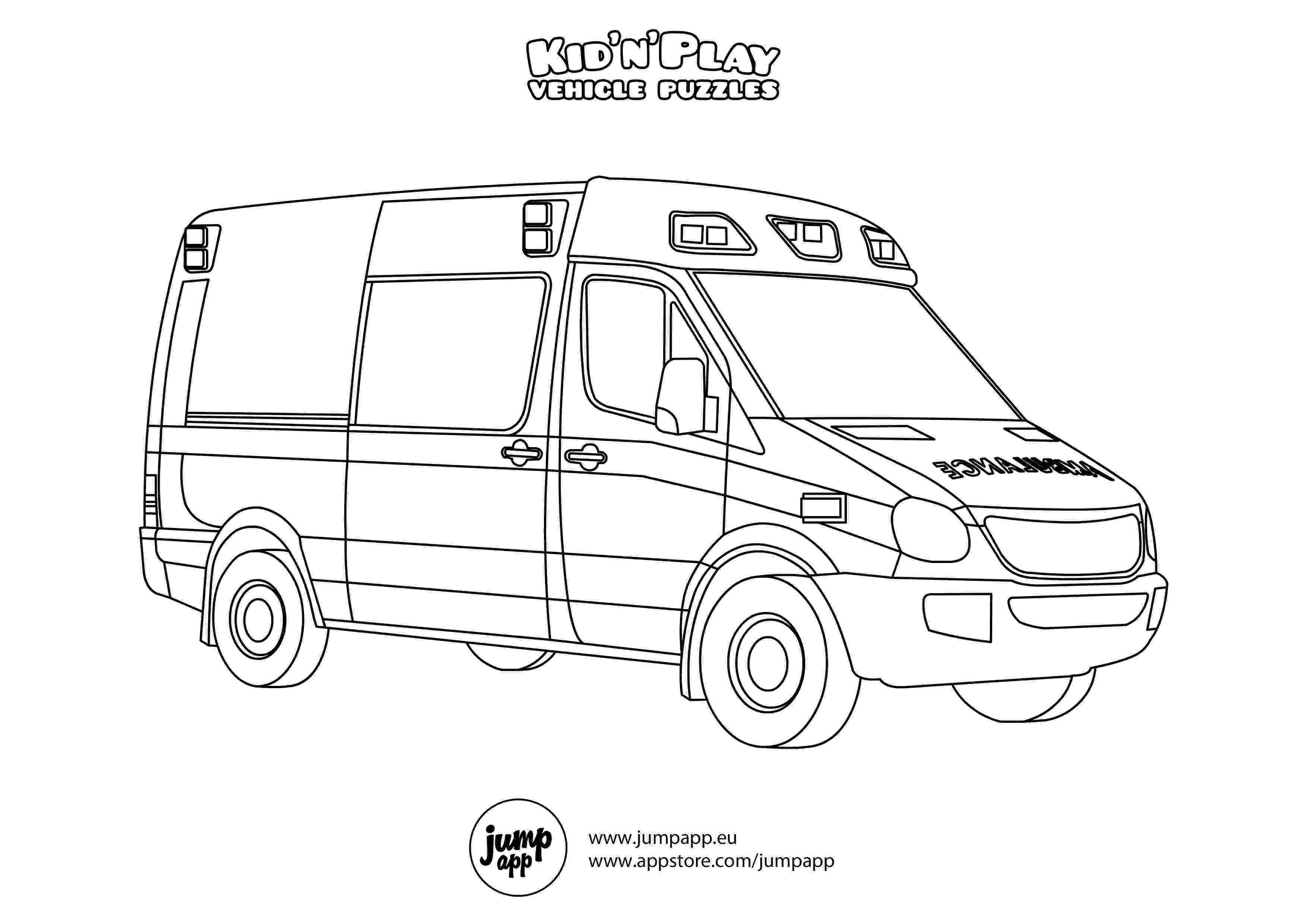 ambulance colouring pages ambulance coloring pages to download and print for free colouring pages ambulance