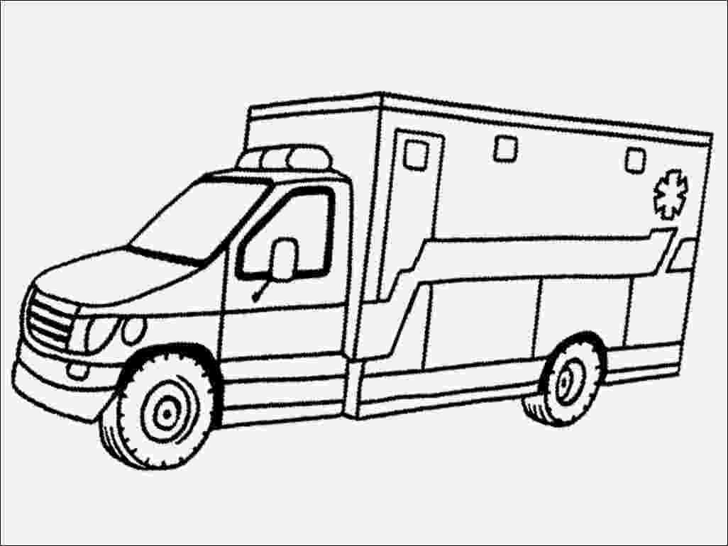 ambulance colouring pages ambulance image free download best ambulance image on pages colouring ambulance