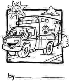 ambulance pictures to color gambar mewarnai mobil ambulance belajarmewarnaiinfo to pictures color ambulance