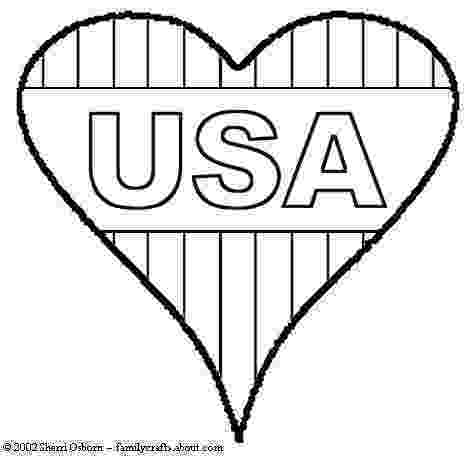 american flag heart coloring page 148 best images about holiday 4th of july coloring art flag coloring american heart page