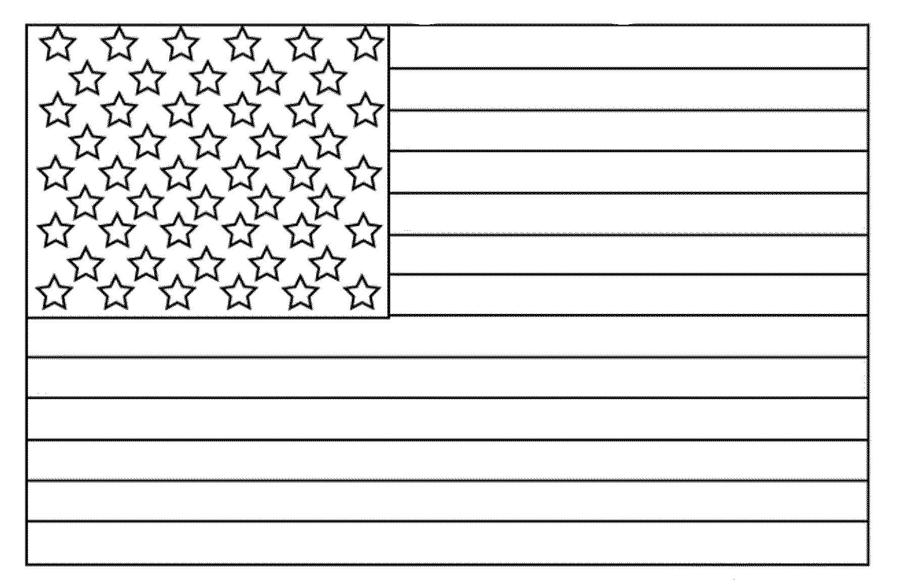 american flag to color coloring pages make and takes american flag color to