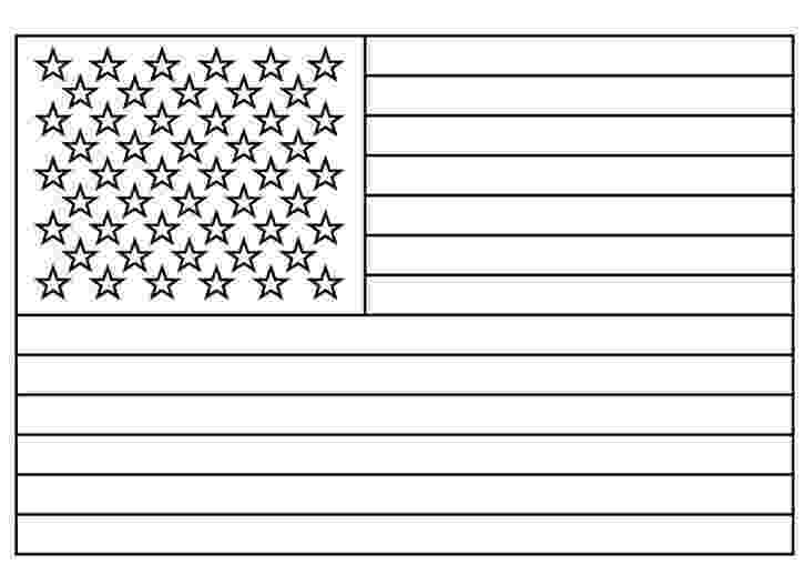 american flag to color printable flag coloring page line drawing fo an american american to color flag
