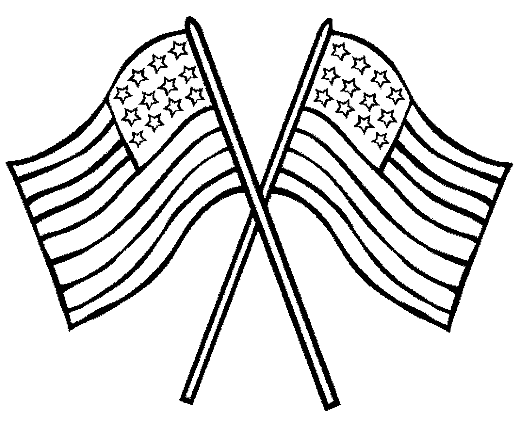 american flag to colour afro american flag clipart clipground to american flag colour