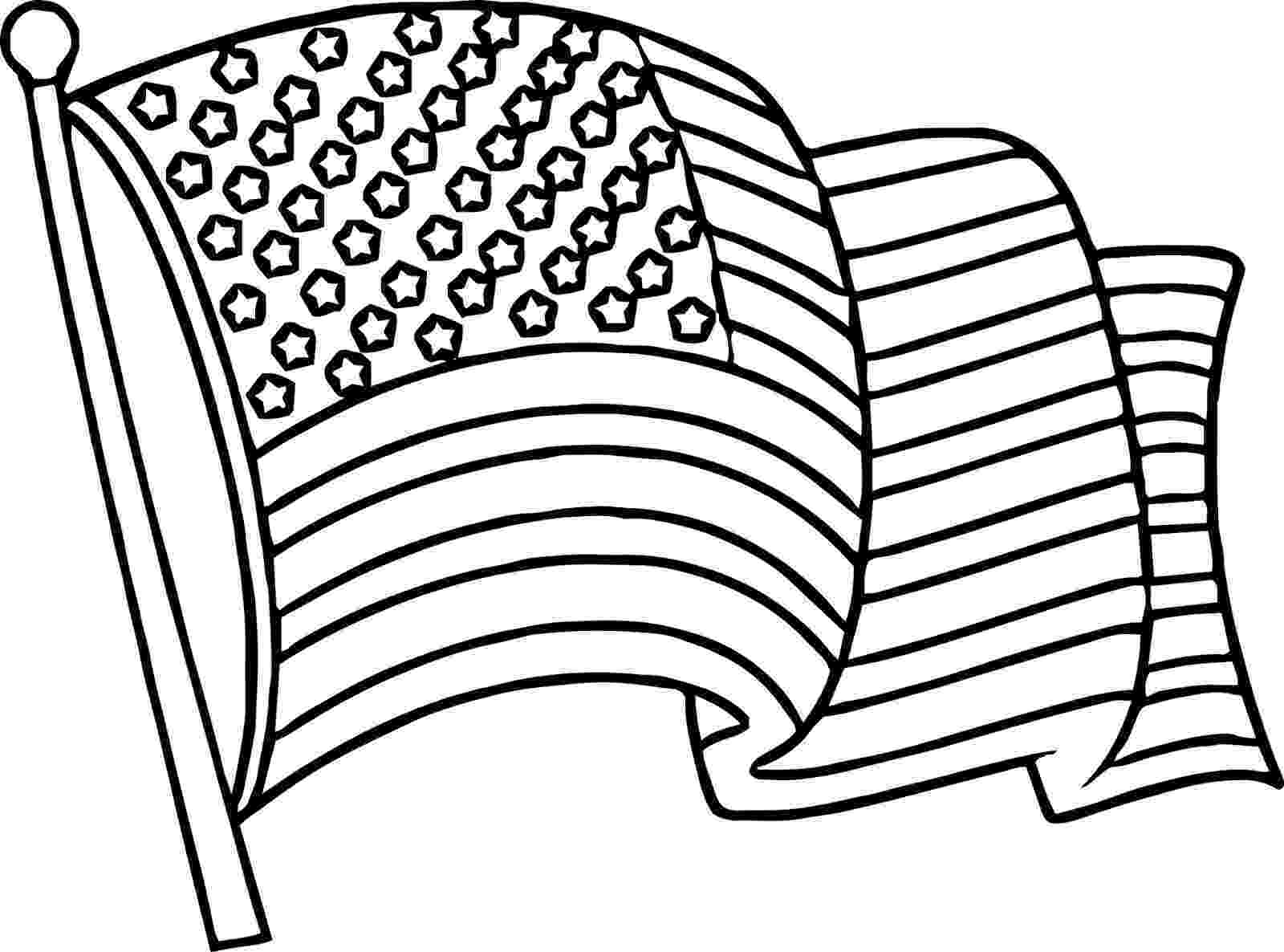 american flag to colour american flag coloring pages best coloring pages for kids flag to american colour