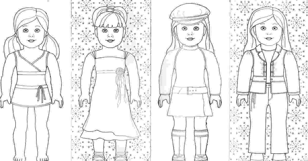 american girl doll coloring pages american girl doll coloring pages to download and print girl coloring american doll pages