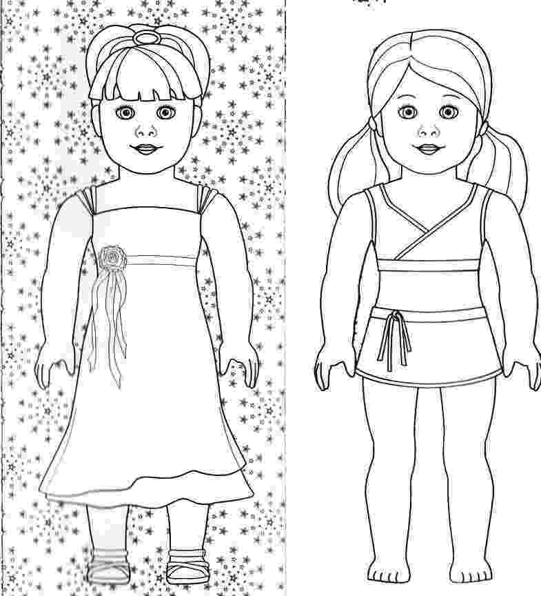 american girl doll coloring pages american girl doll coloring pages to download and print girl pages doll coloring american